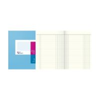 Bild Spaltenbuch mit festem Kopf - Größe: A5, 1 Spalte, 40 Blatt