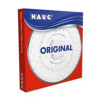 Bild Original HAUG Diagrammscheiben 180 100 (180 km/h Automatik), 100 Stück