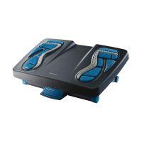 Bild Fußstütze Energizer - Reflexzonen-Massageoberfläche, schwarz-blau