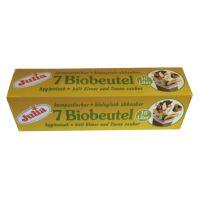 Bild Biofolienbeutel - 10 Liter, grün, 7 Stück