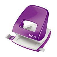 Bild 5008 Bürolocher NeXXt, Metall, 30 Blatt, violett