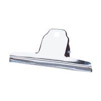 Bild Briefklemmer Metall lackiert - 125 mm, Klemmvolumen 40 mm, vernickelt, 10 Stück