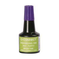 Bild Stempelfarbe - ohne Öl, violett
