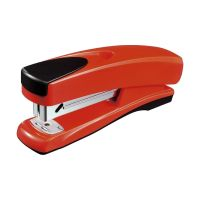 Bild Heftgeräte aus Kunststoff - 20 Blatt, rot
