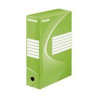 Bild Archiv-Schachtel - DIN A4, Rückenbreite 10 cm, grün