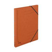 Bild Ringbuch Colorspankarton - A4, 2-Ring, Gummizug, orange