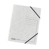 Bild Eckspanner A4 Colorspan - intensiv weiß, Karton 355 g/qm