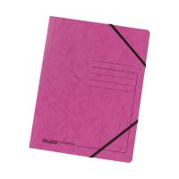 Bild Eckspanner A4 Colorspan - intensiv fuchsia, Karton 355 g/qm