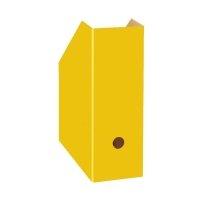 Bild Stehsammler Color extra breit, 105 x 260 x 310 mm, gelb
