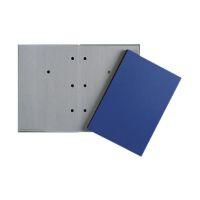 Bild Unterschriftsmappe - 20 Fächer, blau