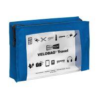 Bild Reißverschlusstasche VELOCOLOR® Travel - PVC, blau, 230 x 160 mm