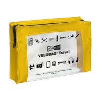 Bild Reißverschlusstasche VELOCOLOR® Travel - PVC, gelb, 230 x 160 mm