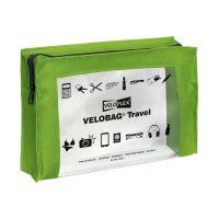 Bild Reißverschlusstasche VELOCOLOR® Travel - PVC, grün, 230 x 160 mm