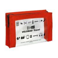 Bild Reißverschlusstasche VELOCOLOR® Travel - PVC, rot, 230 x 160 mm