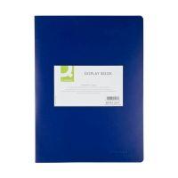Bild Sichtbuch - 10 Hüllen, Einband PP, 450 mym, blau