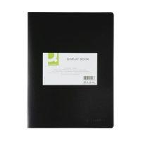 Bild Sichtbuch - 10 Hüllen, Einband PP, 450 mym, schwarz