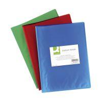 Bild Sichtbuch - 20 Hüllen, PP transluzent, 250 mym, grün