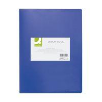 Bild Sichtbuch - 40 Hüllen, Einband PP, 450 mym, blau