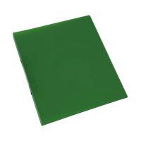 Bild Ringbuch transparent - A4, 2-Ring, Ring-Ø 16 mm, grün-transparent