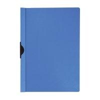 Bild Klemm-Mappe - blau, Fassungsvermögen bis 60 Blatt
