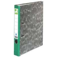 Bild Wolkenmarmor-Ordner - A4, 50 mm, grün