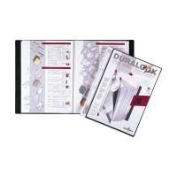 Bild Sichtbuch DURALOOK® PLUS - A4, 10 Hüllen, 9 mm, schwarz