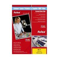 Bild Universal OHP Folie für Farblaserdrucker/-kopierer - A4, 50 Folien