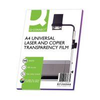 Bild Kopier-Folien f. s/w Kopierer - A4, 0,10 mm, 100 Folien