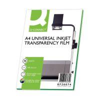 Bild Inkjet-Folien m. Sensorstreifen - A4, 0,10 mm, 50 Folien