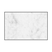 Bild Visitenkarten, 3C, glatter Schnitt rundum, 225 g/qm, beidseitig Marmor grau, 100 Stück