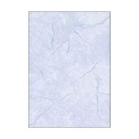 Bild Struktur-Papier, Granit blau, A4, 90 g/qm, 100 Blatt