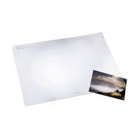 Bild Schreibunterlage MATTON - 70 x 50 cm, transparent matt