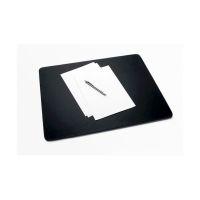 Bild Schreibunterlage eyestyle® - Lederimitat, dark grey