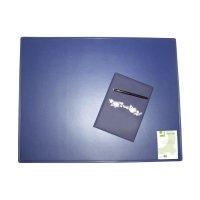 Bild Schreibunterlage - ohne Vollsichtfolie, 63 x 50 cm, blau