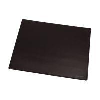 Bild Schreibunterlage - ohne Vollsichtfolie, 63 x 50 cm, schwarz
