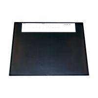 Bild Schreibunterlage - mit Vollsichtfolie, 63 x 50 cm, schwarz