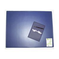 Bild Schreibunterlage - ohne Vollsichtfolie, 53 x 40 cm, blau