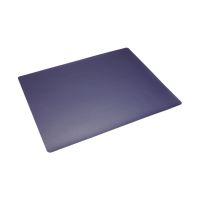 Bild Schreibunterlage - PVC, 650 x 520 mm, 1,2 mm, dunkelblau