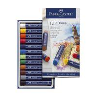 Bild Creative Studio Ölpastellkreide, 12 Farben sortiert im Kartonetui