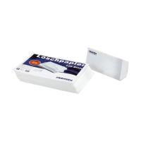 Bild Löscher für Schreibtafel, Magnettafel, 7,5 x 4,5 x 16 cm, Gehäusefarbe: weiß