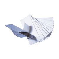 Bild Löscher für Schreibtafel, Magnettafel, 6 x 3 x 15 cm, Gehäusefarbe: grau