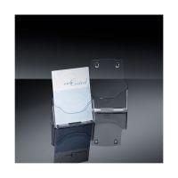Bild Tisch-Prospekthalter acrylic, mit 1 Fach, glasklar, für A5