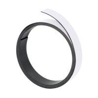 Bild Magnetband - 100 cm x 5 mm, weiß