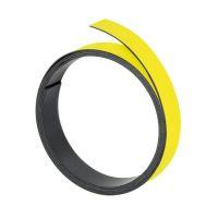 Bild Magnetband - 100 cm x 10 mm, gelb