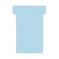 Bild Kartentafel-Zubehör T-Karten - Größe 2, blau