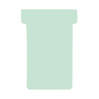 Bild Kartentafel-Zubehör T-Karten - Größe 2, grün