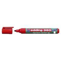 Bild 380 Flipchartmarker - nachfüllbar, ca. 1,5 - 3 mm, rot