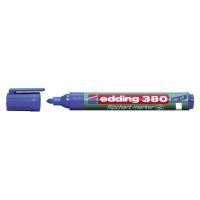 Bild 380 Flipchartmarker - nachfüllbar, ca. 1,5 - 3 mm, blau