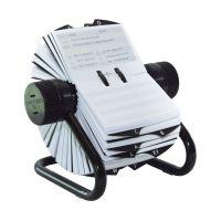 Bild TELINDEX® Rollkartei mit 500 beidseitig bedruckten Karteikarten, inkl. Register