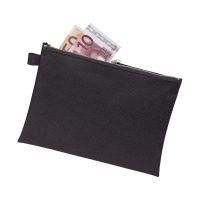 Bild Bank- / Transporttasche - für A5, Stoff, schwarz
